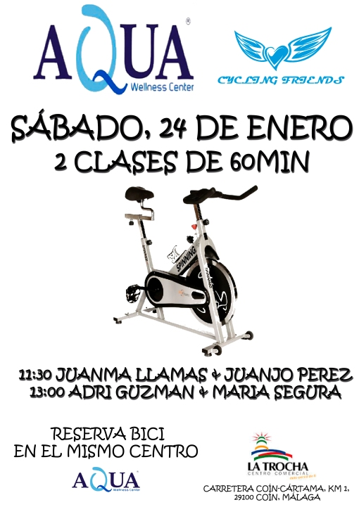 cycling friends evento