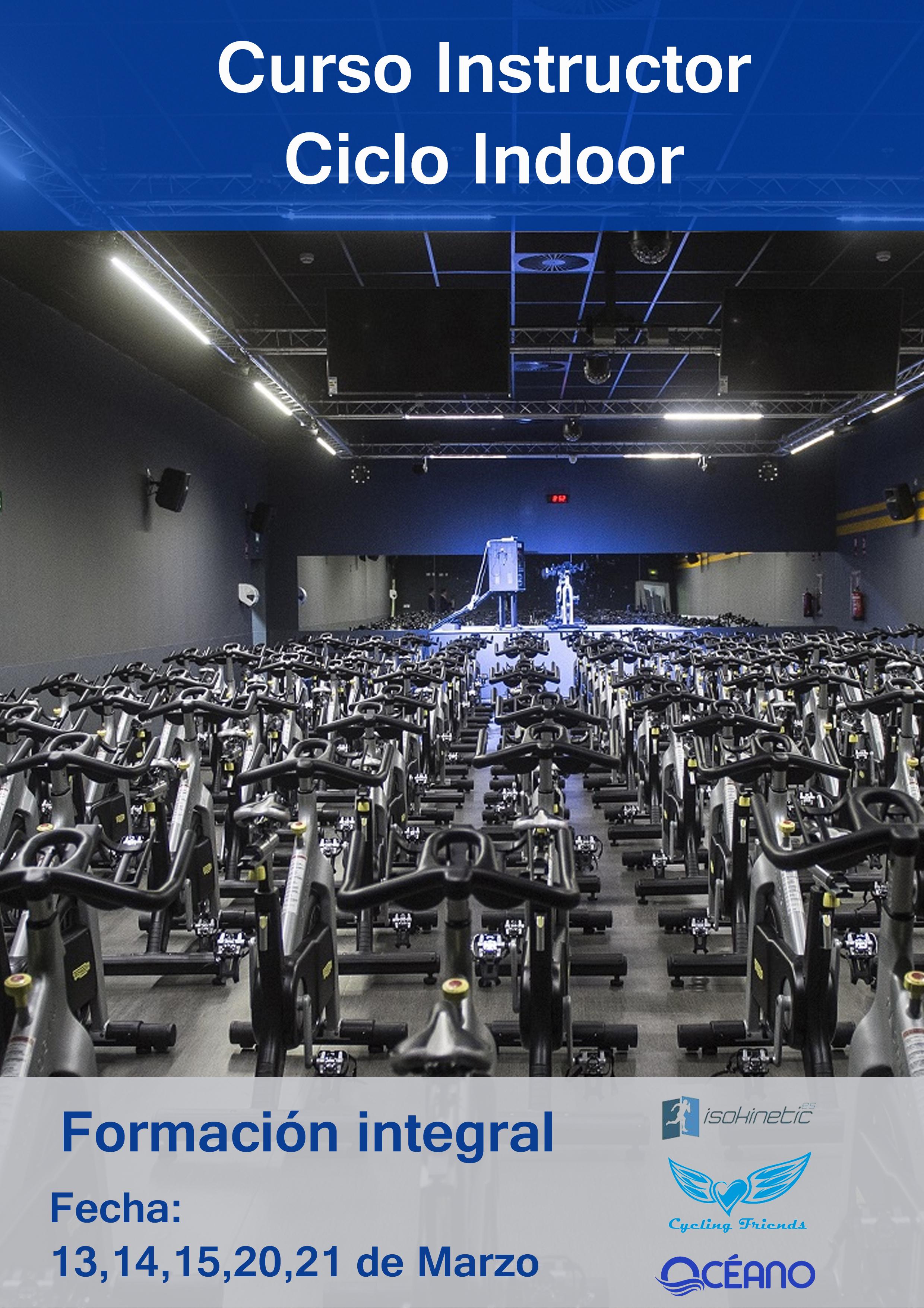 formacion ciclo indoor